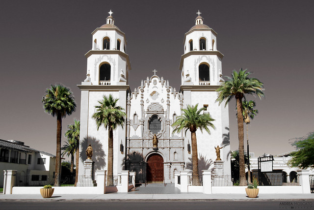 St. Augustine Cathedral - Tucson, Arizona