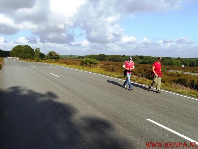 2 Daagse van Amersfoort 1e dag 19-06-2009 40 Km (29)