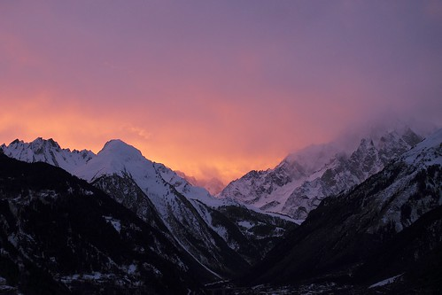Mont Blanc Skyfire | by *rboed*