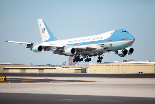 Air Force One | by Gage Skidmore
