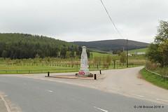 Strathdon Parish War Memorial