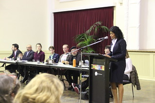 Samantha Ratnam (The Greens) at Wills2016 the Hot issue