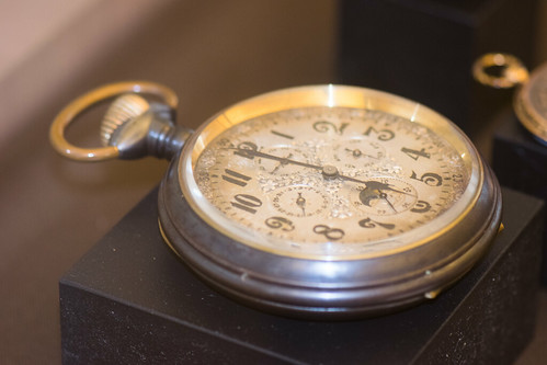 Old pocket watch | by quinet