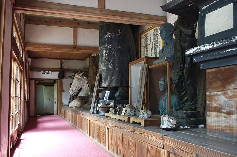 Temple des 500 Bouddhas