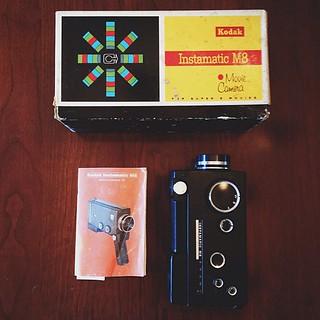 Kodak Instamatic M8 | by Jared Cunha