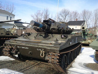 M-551 Sheridan AR/AAV