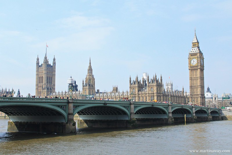 Fascinating London.