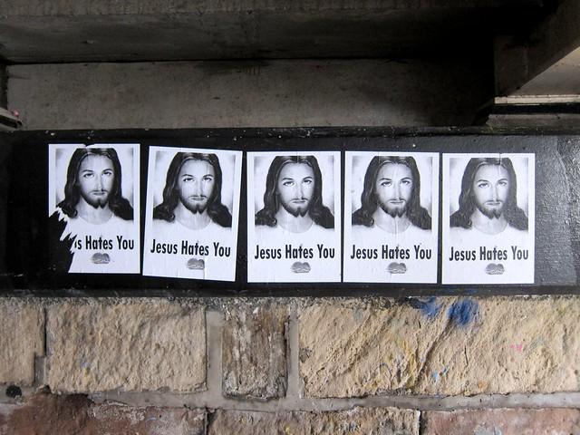 Heilandsack / Jesus Hates You
