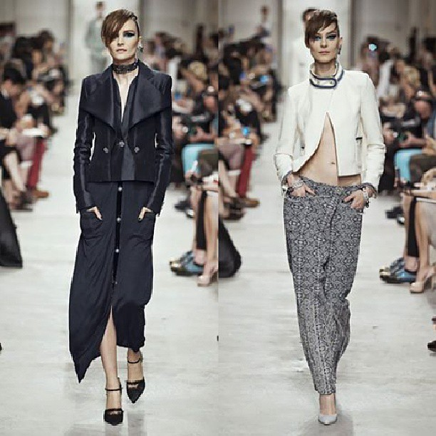 91756210bfeb ... Chanel Pre Punk Spring 2014 Collection...  fashion  style  rocknroll