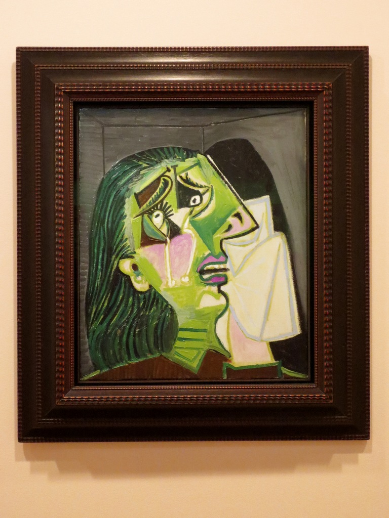 Picasso's 'The Weeping Woman'