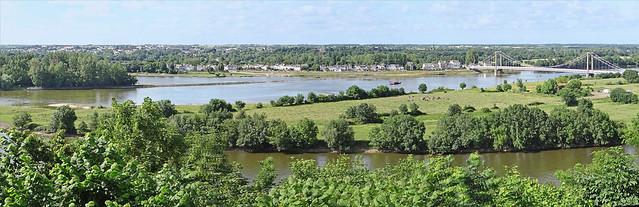 La Loire à Saint-Florent-le-Vieil