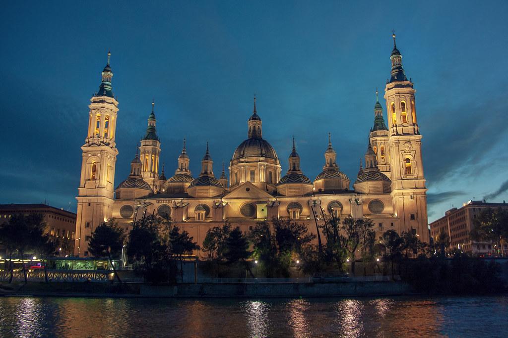 نتيجة بحث الصور عن Basílica del Pilar