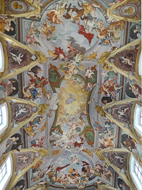 La cathédrale Saint-Nicolas (Ljubljana)