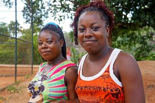 Brazilian women near the Community Center of Pirajá | by World Bank Photo Collection