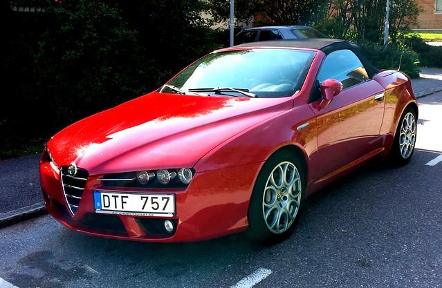 2007 Alfa Romeo Spider (type 939)