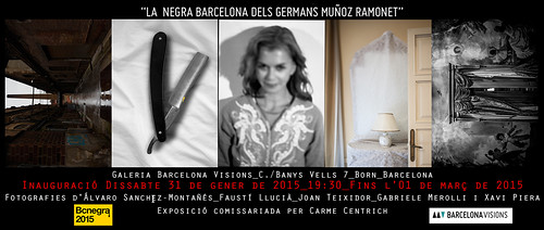poster_bcn visions_color | by Teixirep