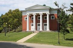 Athens State Hospital Auditorium