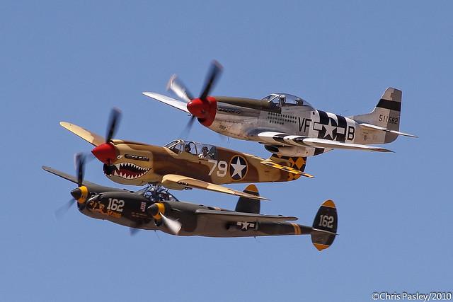 Warbirds over Valle
