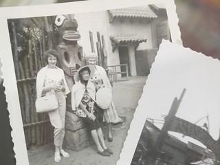 Vintage Disneyland photo | by The Tiki Chick