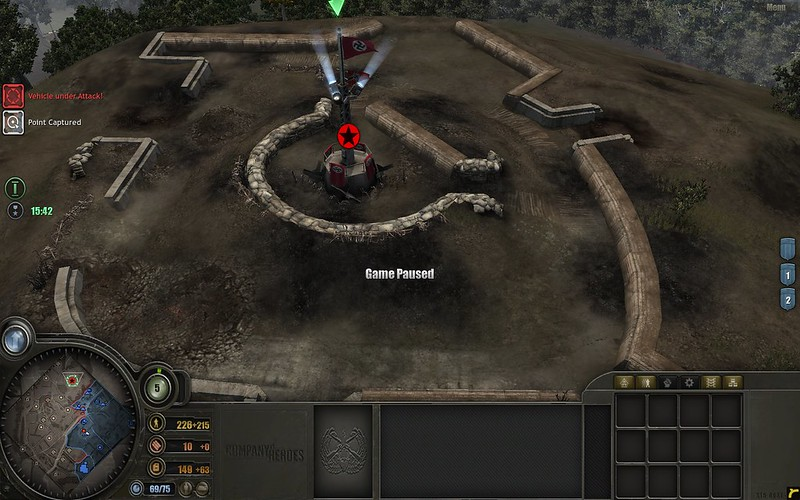 company of heroes hill 192