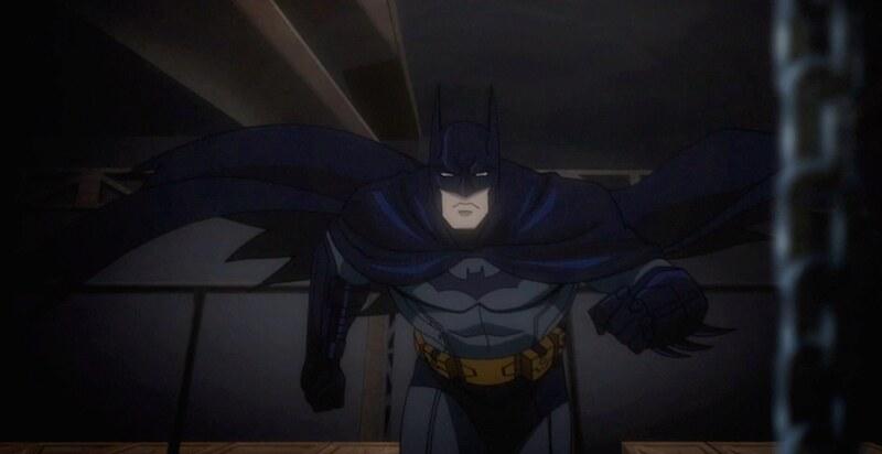 Batman Batman Assault On Arkham 2014 Voiced By Kevin C Flickr