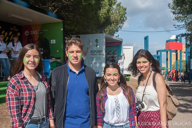 Ambiente dia 29 - Rock in Rio Lisboa '16
