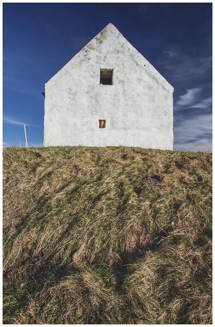 Croft & Blue Sky, Clachtoll