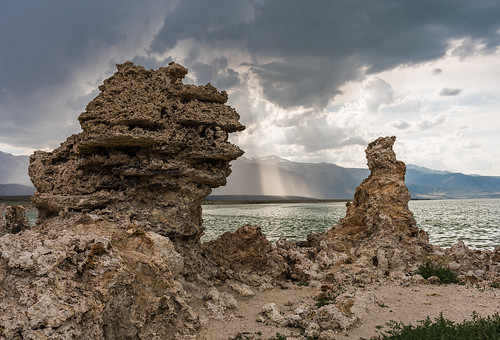Mono Lake Clouds