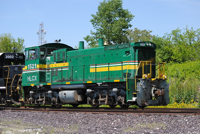 HLCX 1521 at Maryland Heights Missouri.