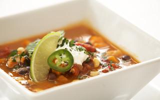 Black Bean & Sweet Potato Soup 6of6 BSC560XL | by Breville USA