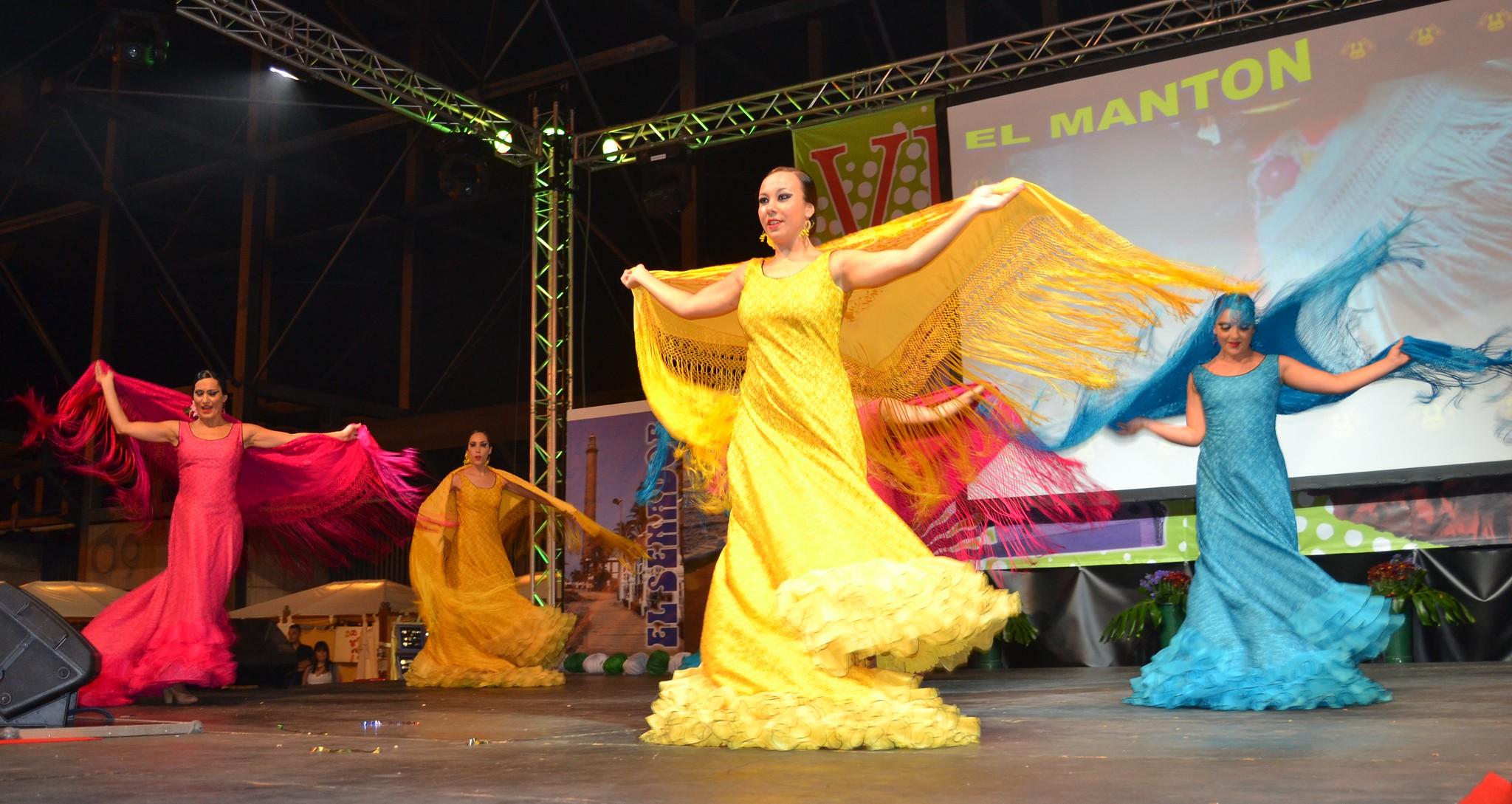 Gala Apertura Ballet de Paulina VI Feria abril 2013 Las Palmas de Gran Canaria
