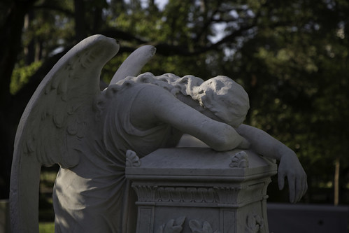 Angel of Grief - Hill Family | by Mike Schaffner