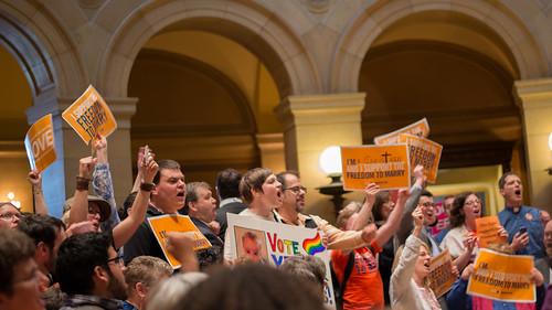 minnesota senate same sex marriage in Dallas