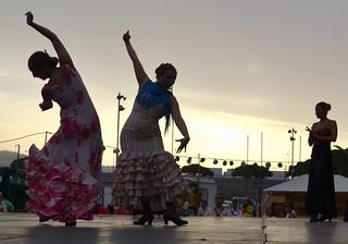 Ballet de Chary Utrera y Arancha Guerra VI Feria Abril 2013 Las Palmas de Gran Canaria  355