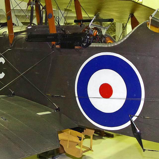 RAF Museum - DH9A