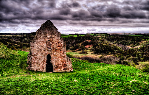 Crichton Castle - Stable Block | by brian_bru