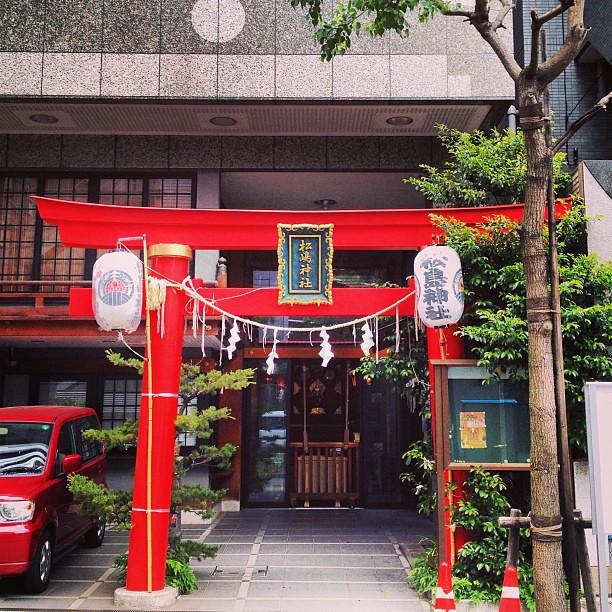日本橋 七福神