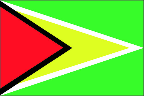 Guyana flag | by The Clear Communication People
