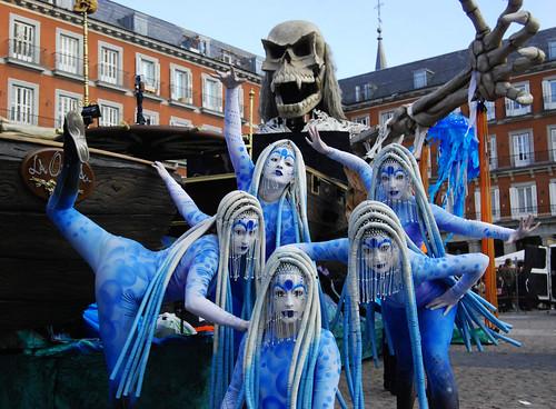 El holandes errante. Carnaval Madrid 2013 (4)