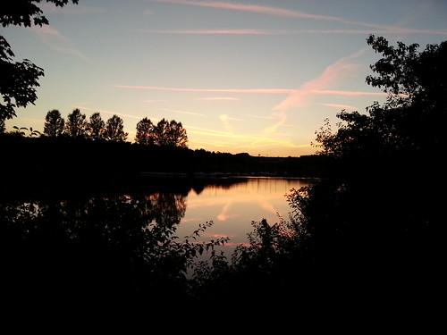 buch see sonnenuntergang bucherstausee flickrandroidapp:filter=none sonnenuntergangwasserstauseebuchseeerholung