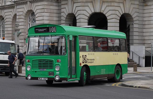 Merseyside Transport 2160 (MUA45P)