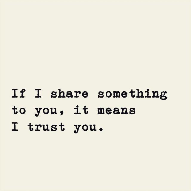 diaryofposts | Yeah, I trust you  #love #life #faith #quotes