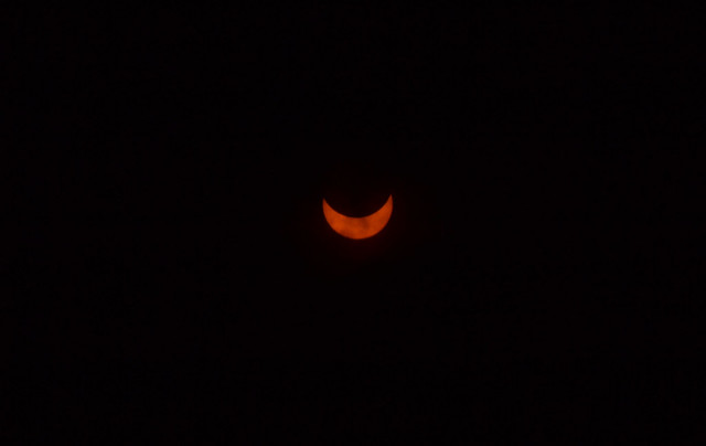 Eclipse solar 20/03/2015