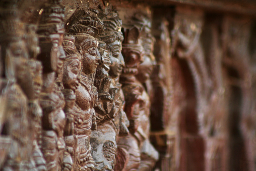 Focus n out wooden carvings on palamalai temple chariot jai flickr