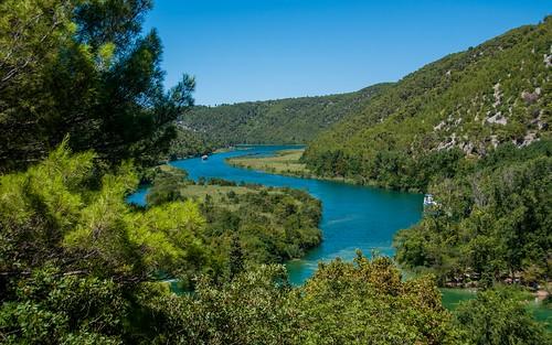 landscapes croatia rivers adriatic krka krkariver nikkor182003556 nikond90 riverkrka
