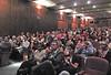 Auditorio en la Facultad de la UBA