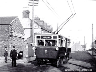 FIRST TROLLEYBUS | by howe.billy
