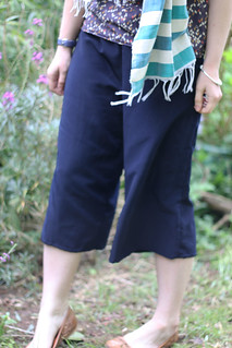 Culottes from GBSB From Stitch To Style | by English Girl at Home