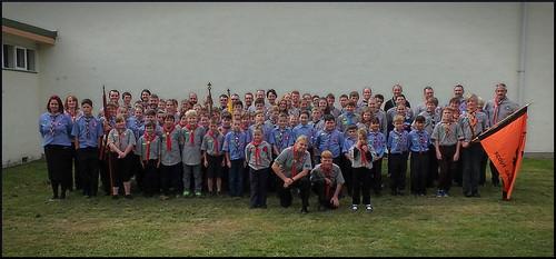 newzealand memorial fuji gimp nz scouts anzac scouting wairarapa rimutaka tinui xs1 fujifilmxs1 terunga