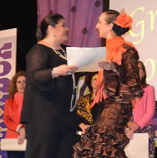 Entrega de reconocimiento a las escuelas de baile VI Feria de Abril 2013 Las Palmas de Gran Canaria 345